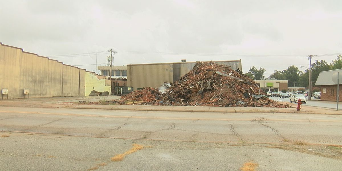 Walnut Ridge still recovering two months after downtown fire