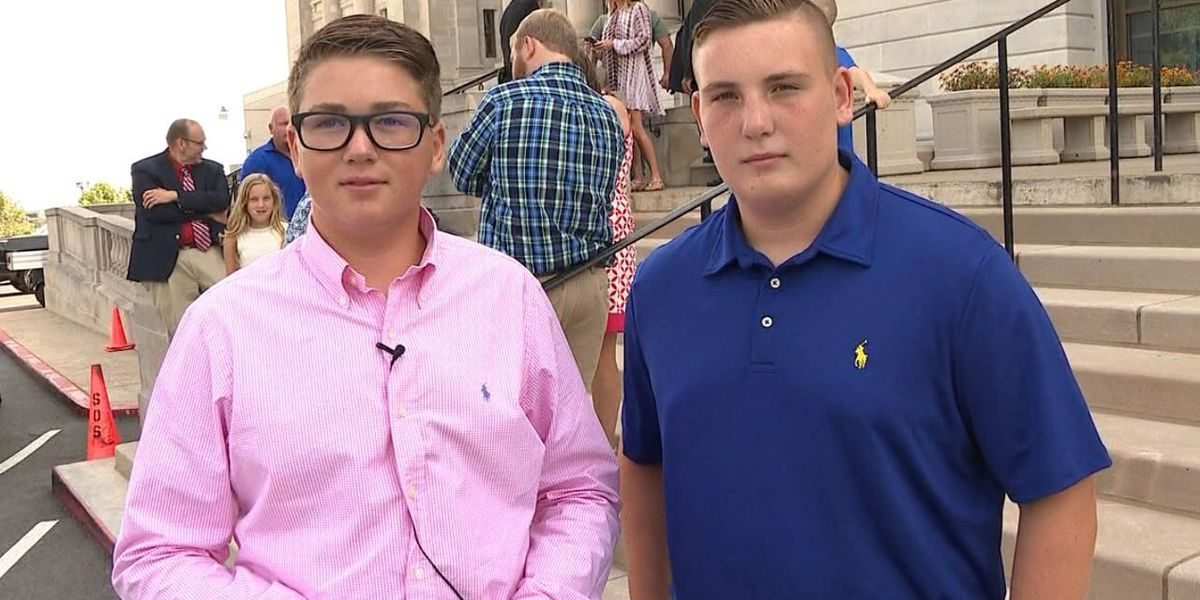 Beebe students design device to avoid hot car deaths