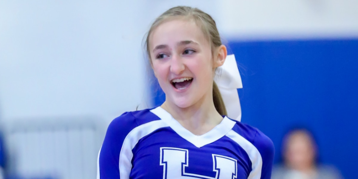 Family: Kentucky girl who died at cheerleading competition had strep