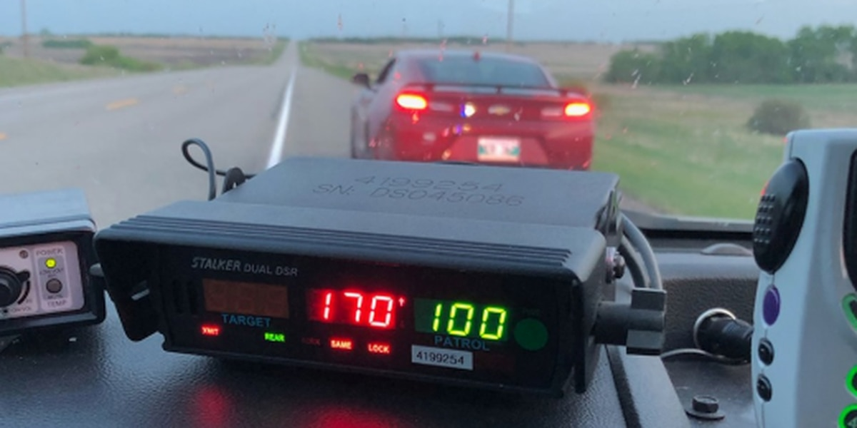 Teen driving 105 mph blames hot wings, need for restroom, police say