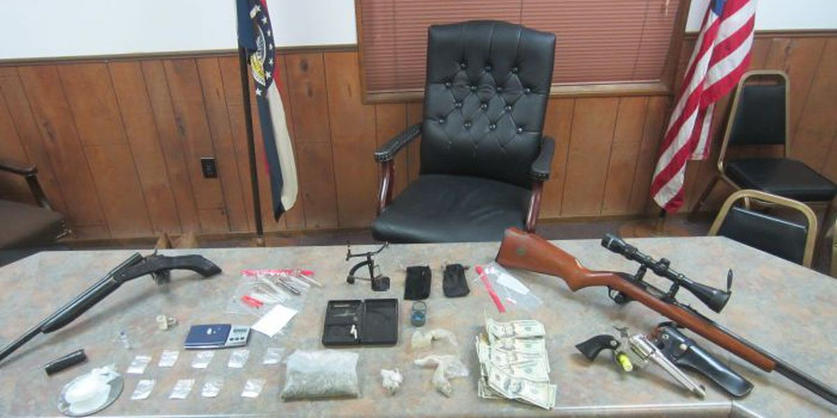 2 arrested following controlled drug buy