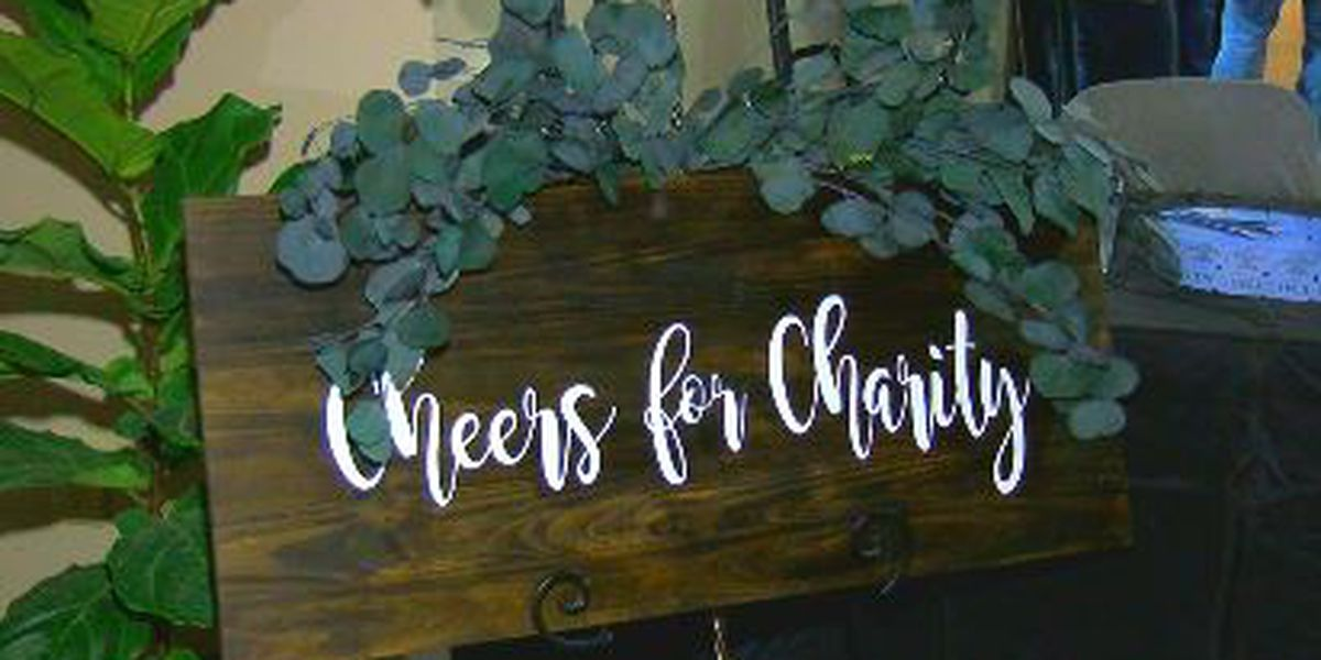 Cheers for Charity event helps children