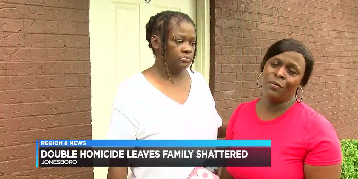 Family in pain after murder