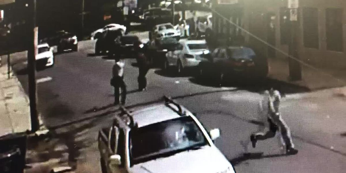 Surveillance video shows deadly shooting involving Shelby County deputy and sexual assault suspect