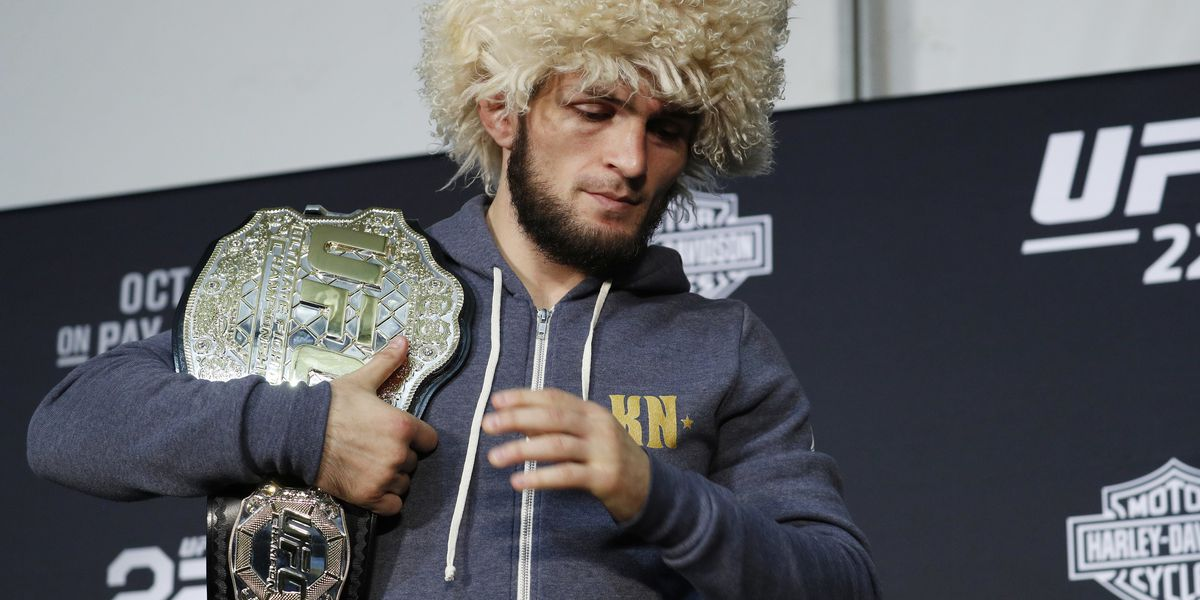 UFC champ could face fine, suspension for post-fight fracas