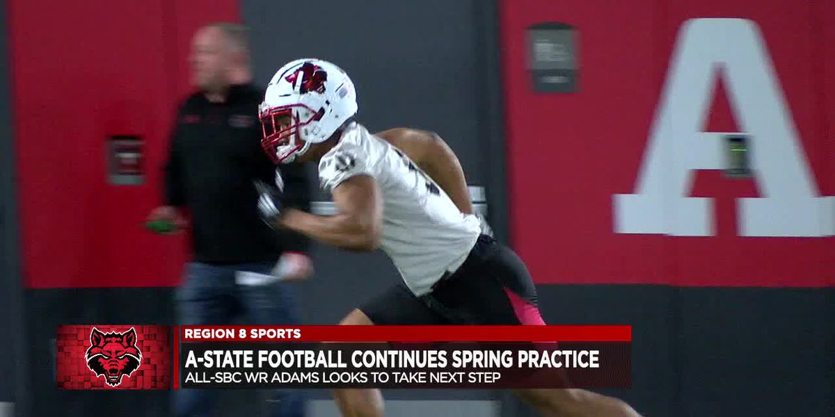 Red Wolves in 90: A-State continues spring ball, Adams looks to take next step, Aplin on the move