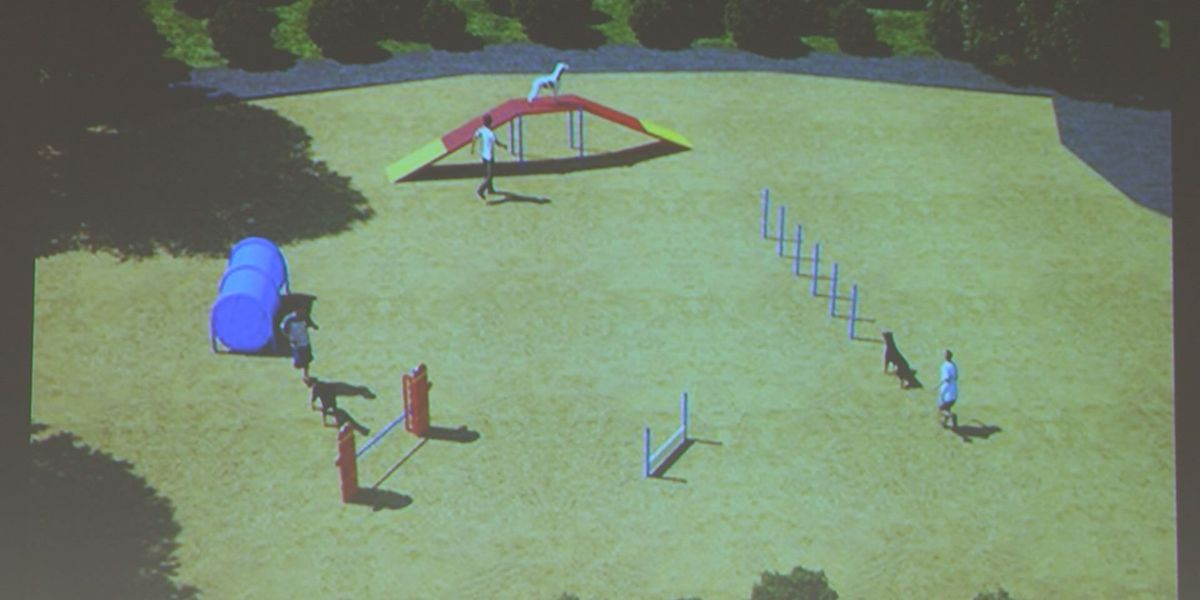 Plans for Jonesboro dog park unveiled