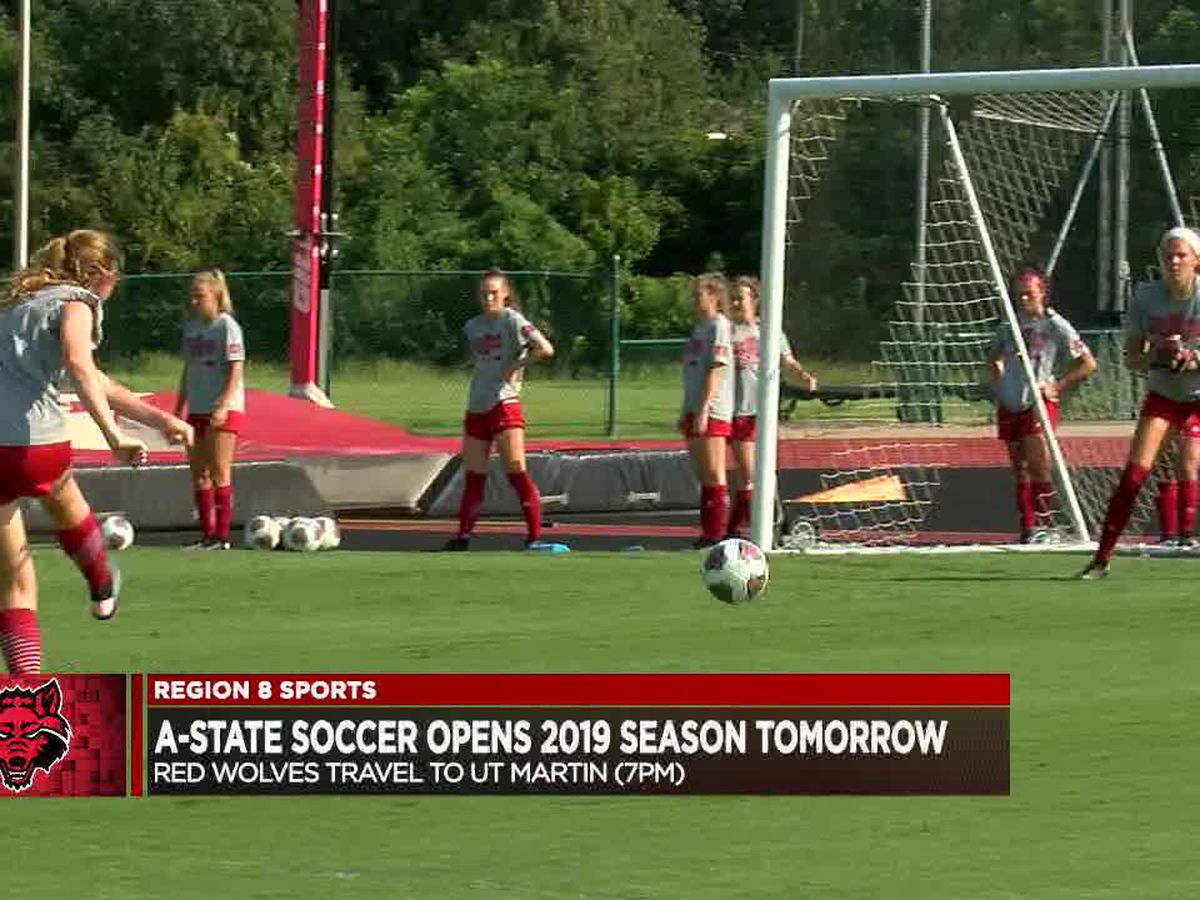 Arkansas State soccer kicks off the 2019 season Thursday night