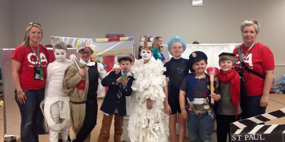 Region 8 schools perform well at world Odyssey of the Mind competition