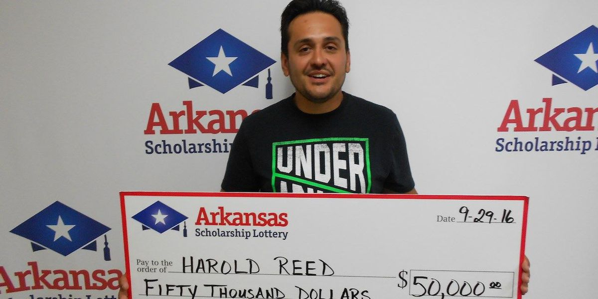 Two Region 8 men win top prize in lottery game