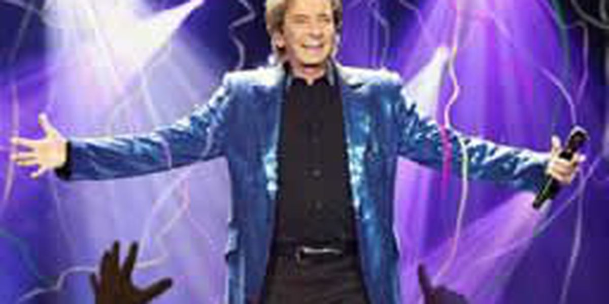 Barry Manilow to bring tour to Memphis