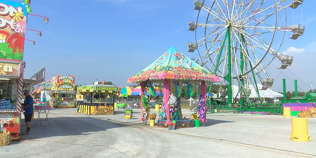"NEA District Fair a ""go"" for September"