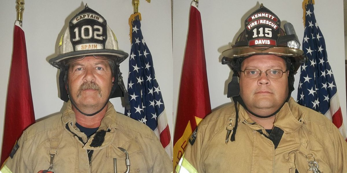 Kennett, Mo. names new Fire Chief and Assistant Chief