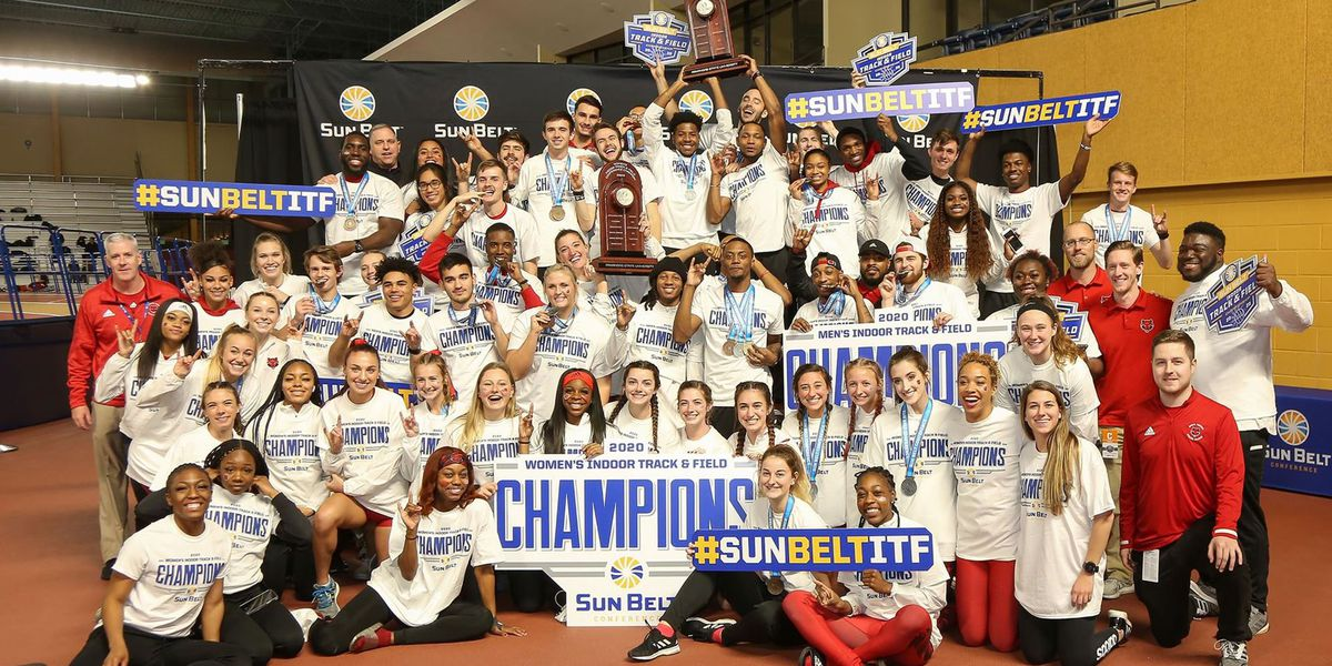 Arkansas State track & field looks to sweep Sun Belt Indoors again
