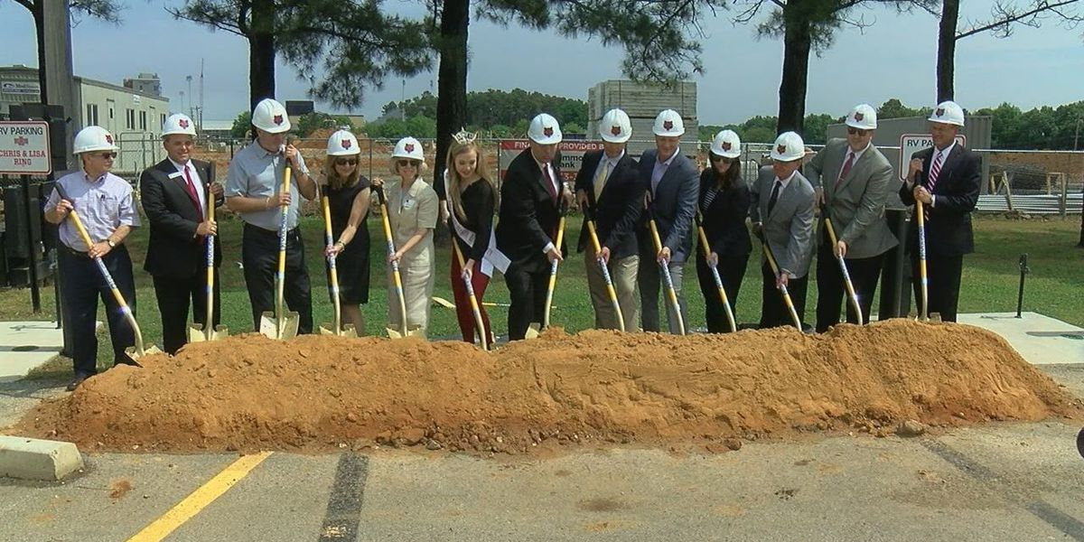 Building projects setting record pace in Jonesboro