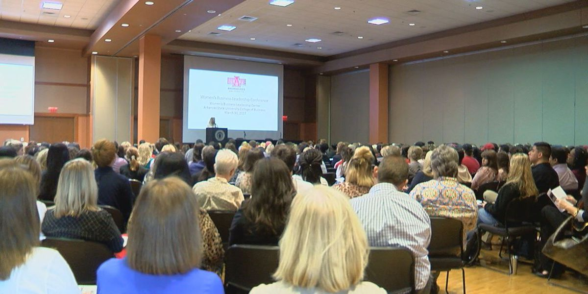 Women's leadership conference focuses on confidence