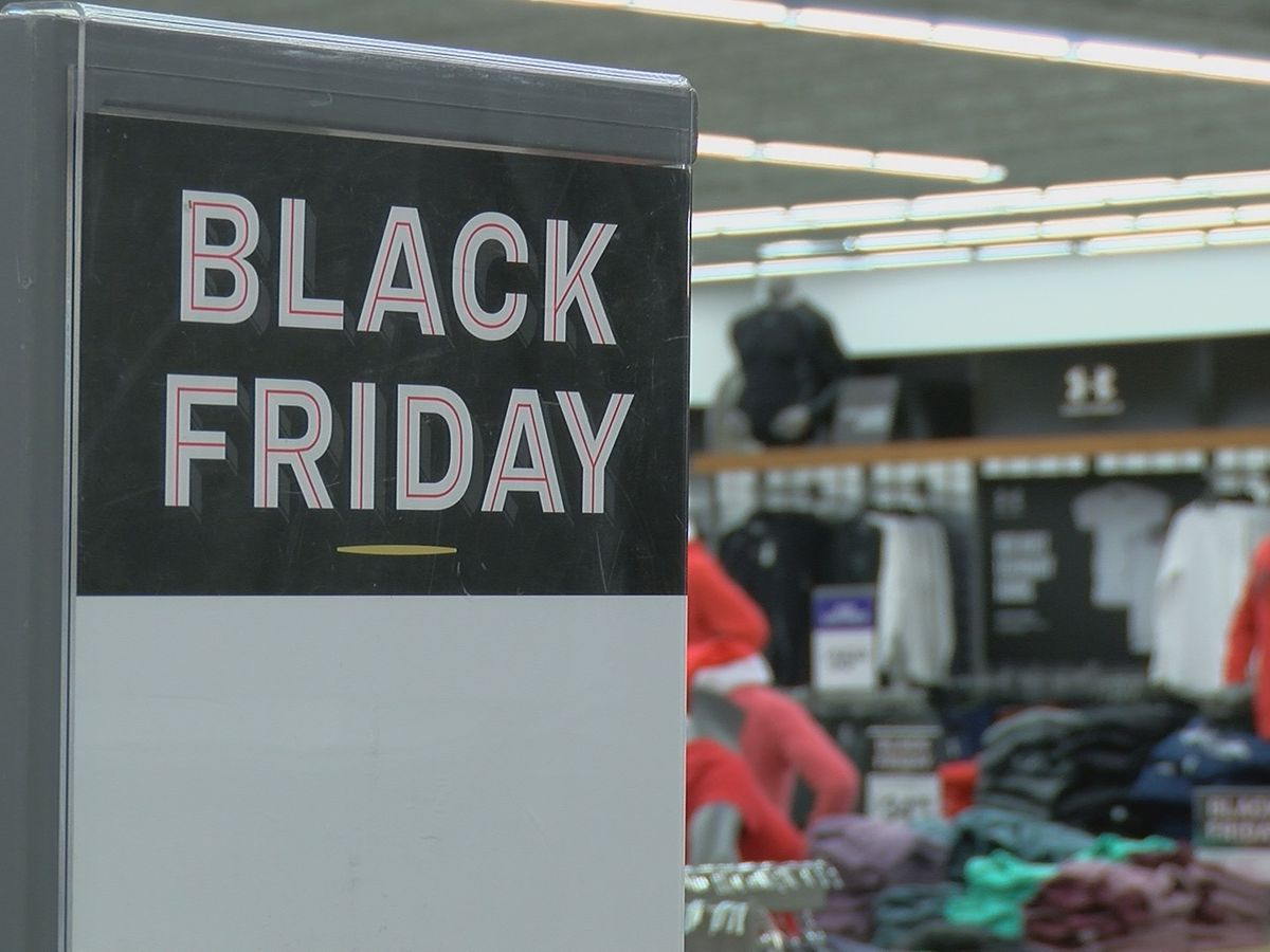Black Friday looks different in the Mid-South during the pandemic