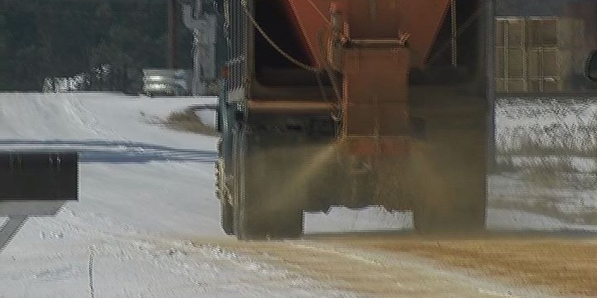 City and county departments do their part to clear roads