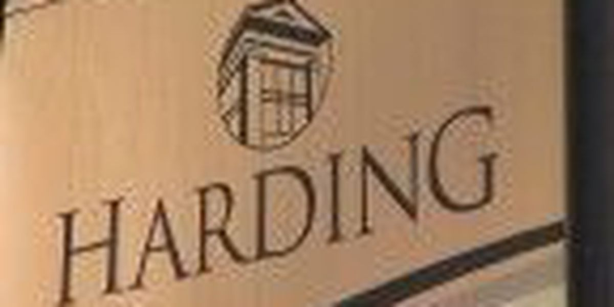 Man charged with assaulting Harding student on campus