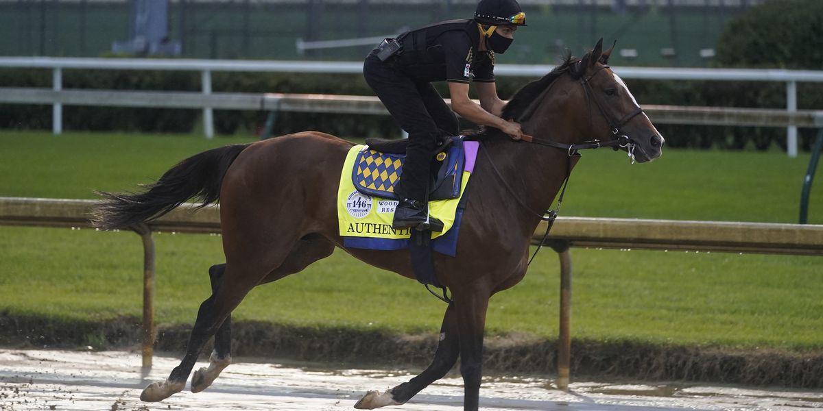 Authentic bests favorite Tiz the Law to win Kentucky Derby