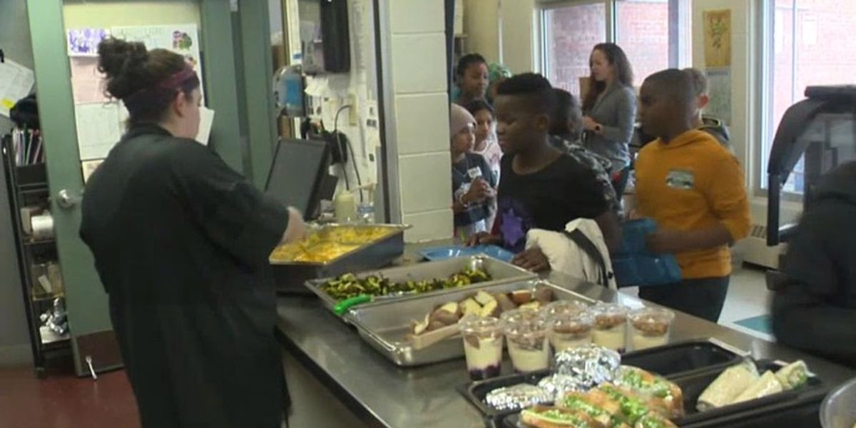 Bill in Vermont would make school meals free