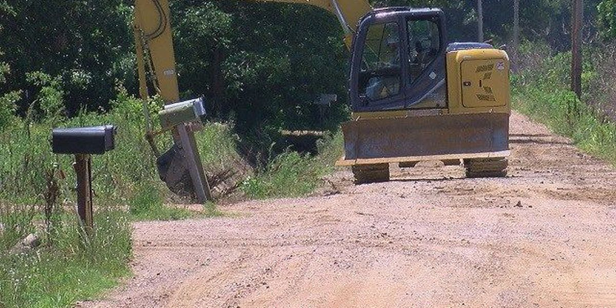 County seeks grant for flooding project