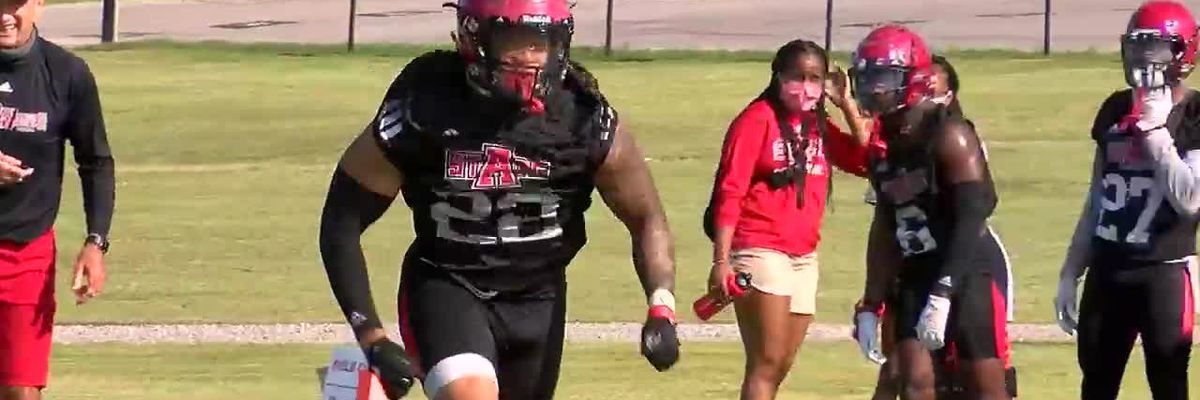 Arkansas State football kicks off fall camp, adds UCA to 2020 schedule