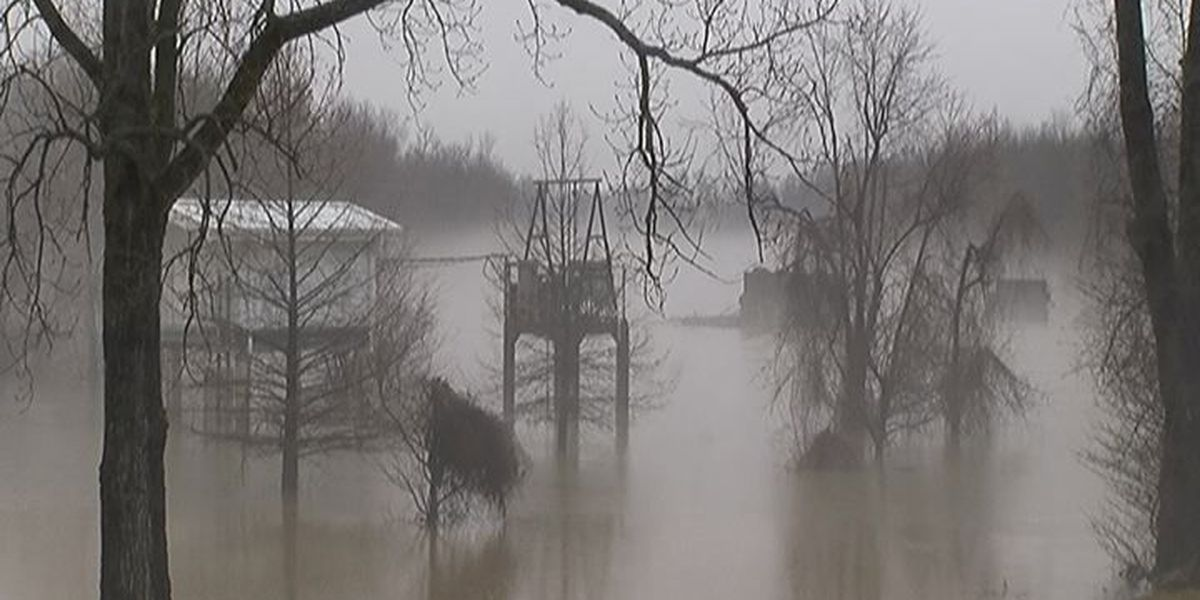 Flooding concerns in Randolph County