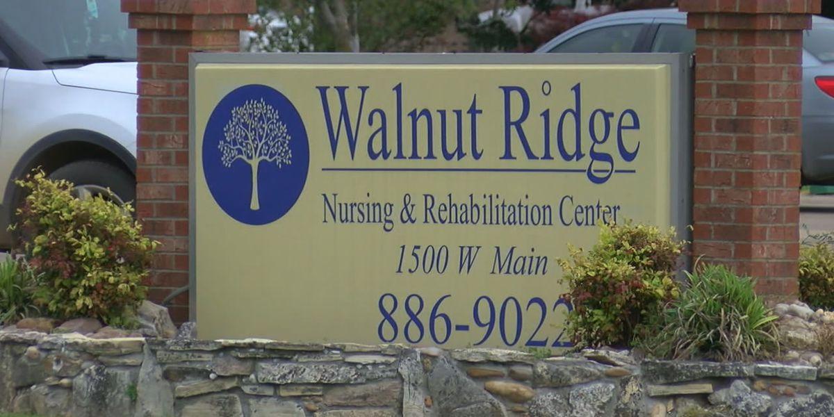 "Walnut Ridge nursing home has ""nearly 100% participation"" in getting COVID-19 vaccine"