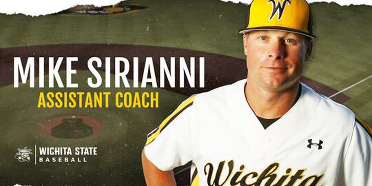 A-State alum Mike Sirianni named Wichita State assistant baseball coach