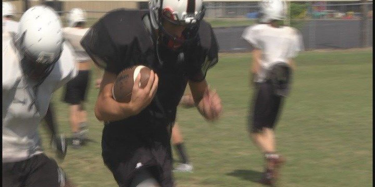 Clay Malone takes over as EPC's Starting Quarterback