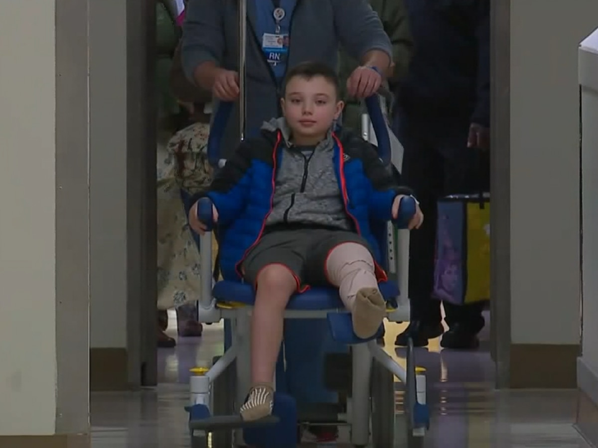 9-year-old boy released from hospital after Seattle shooting