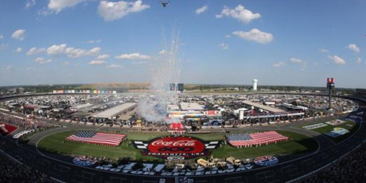 NASCAR bringing fans back