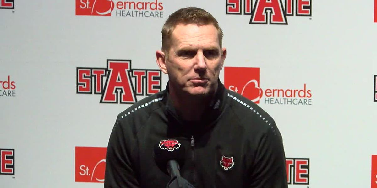 Red Wolves Raw: Blake Anderson on Camellia Bowl appearance and recruiting (12/09)