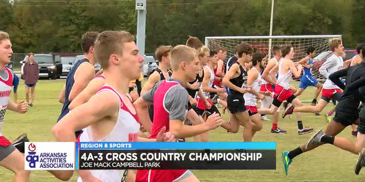 Valley View sweeps 4A-3 Cross Country Championships