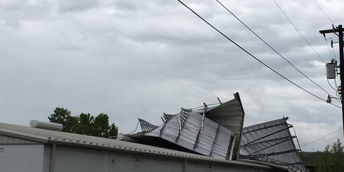 City cleans up following early morning storms