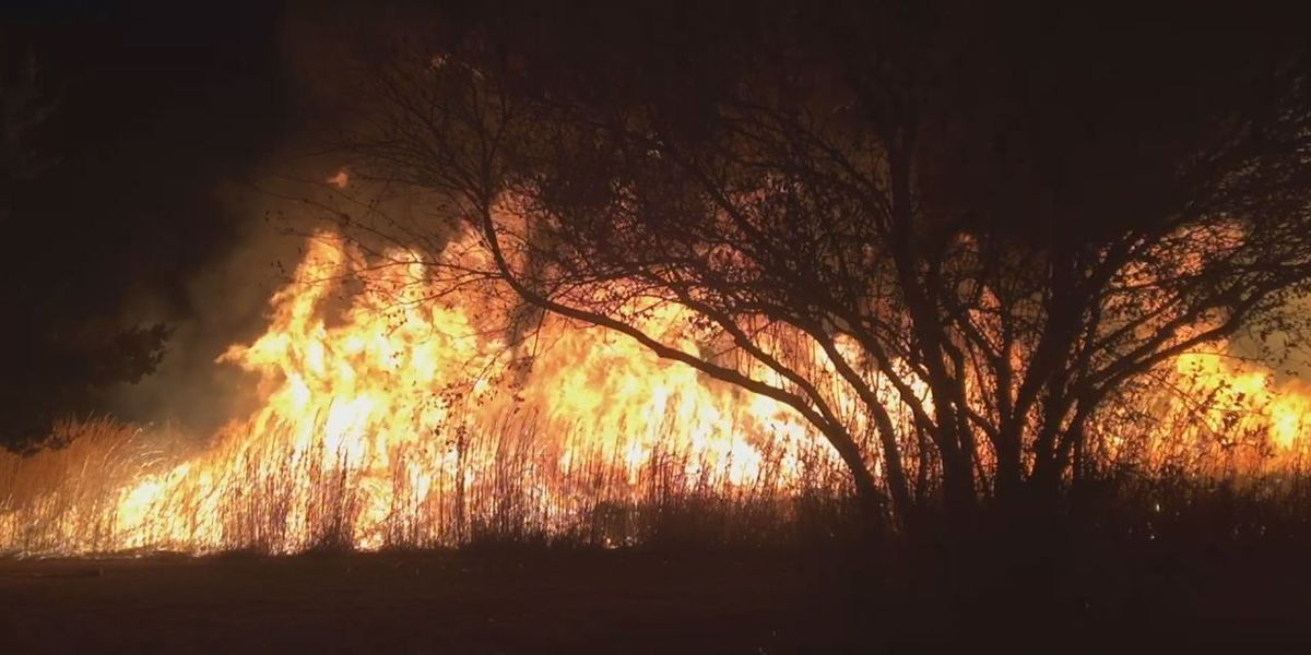Fire chief, homeowner frustrated after continuous arson of field