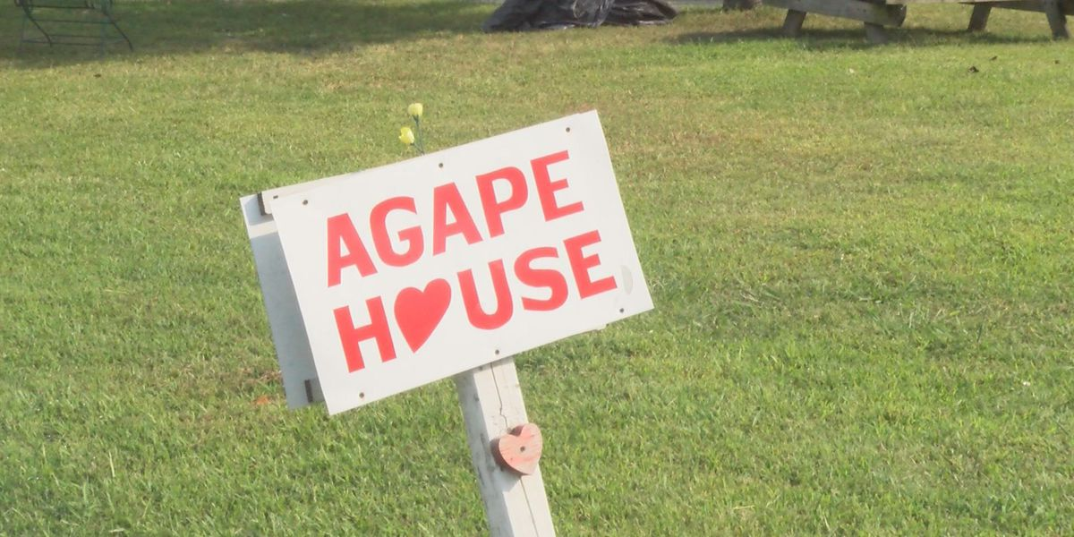 """Agape House graduates: """"I never thought I would be here"""""""