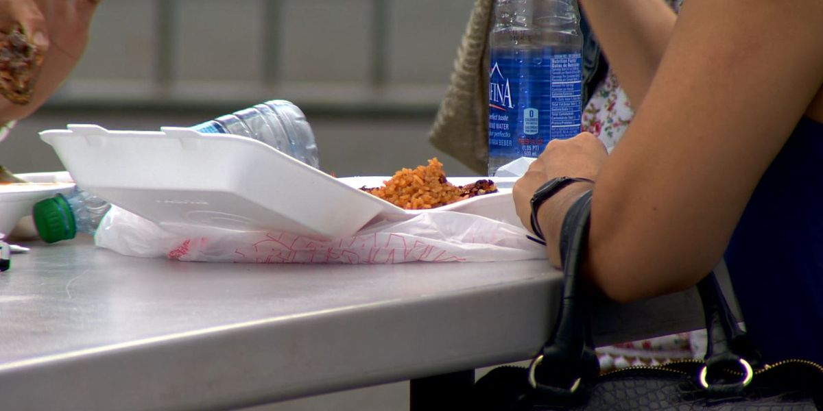 Fayetteville eyes ban on using city money on foam containers