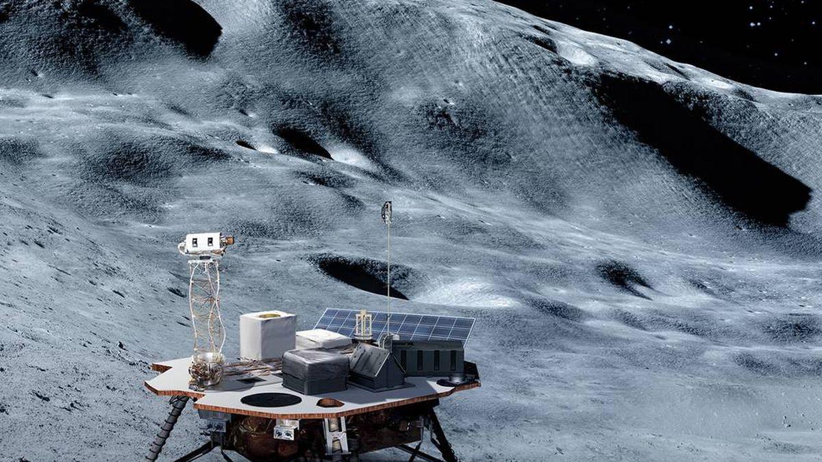 NASA picks Texas Tech professor's heat probe for future moon landing