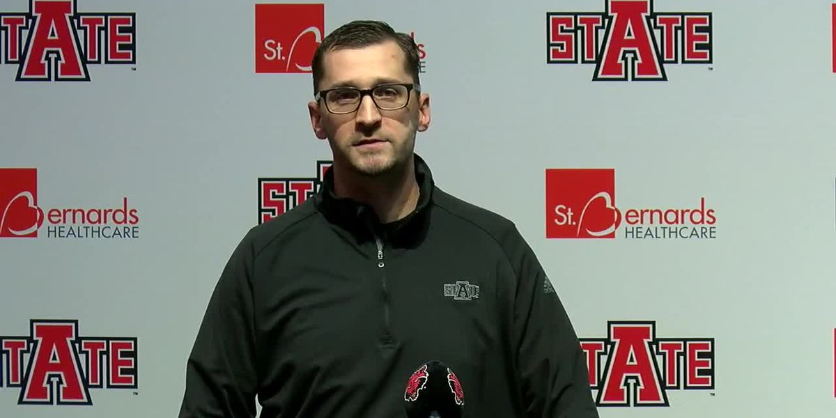 Red Wolves Raw: Keith Heckendorf 11/30/20 press conference (ULM)