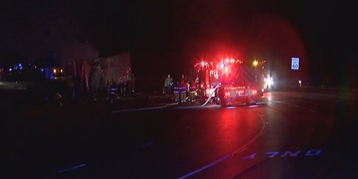 Two killed in crash near Black Oak