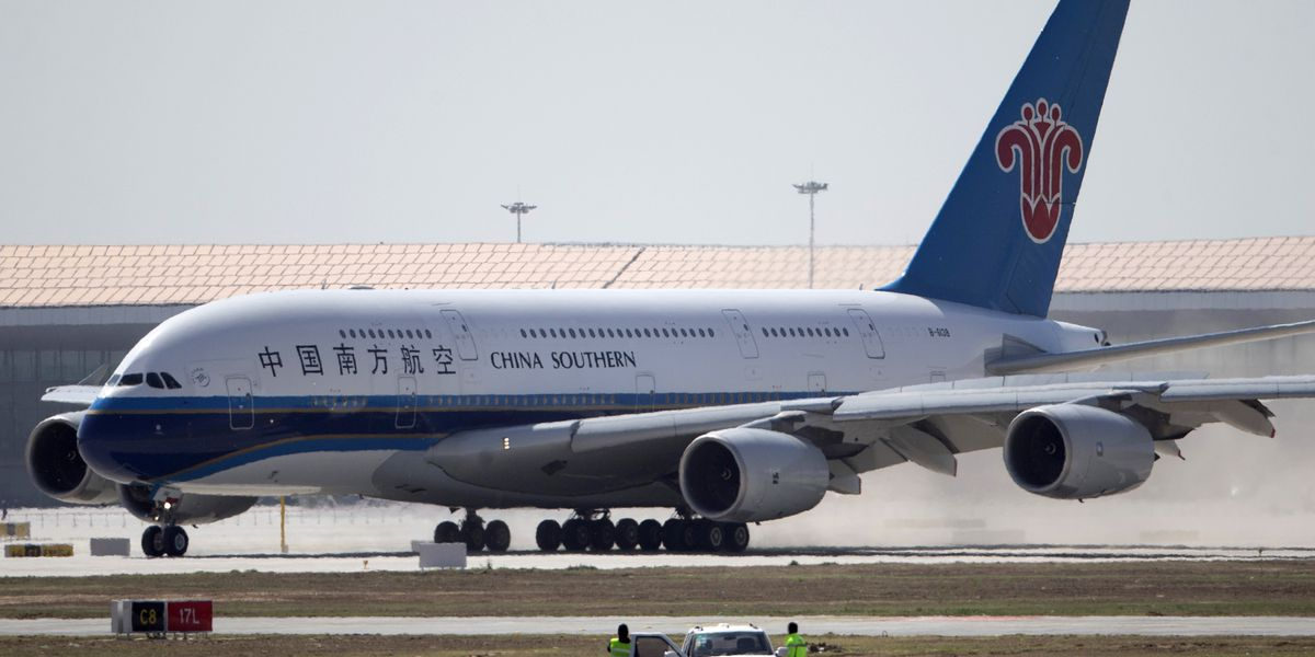 US will allow limited flights by Chinese airlines, not a ban
