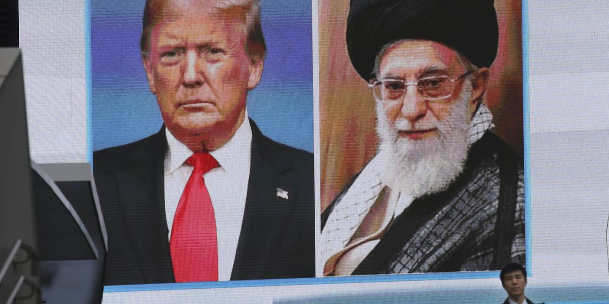 US points to Iranian dissent in wake of deadly drone strike as police accused of shooting protesters