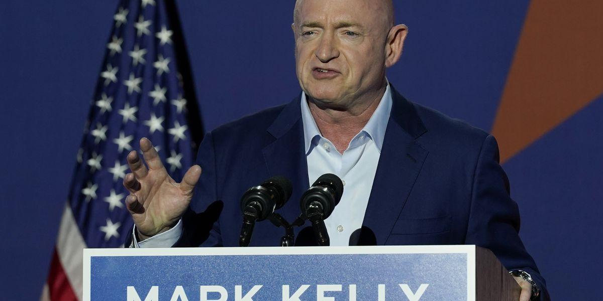 Arizona's Mark Kelly is sworn into Senate, narrowing GOP edge