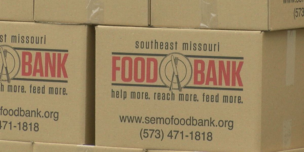 SEMO Food Bank holds mobile food pantry in Kennett
