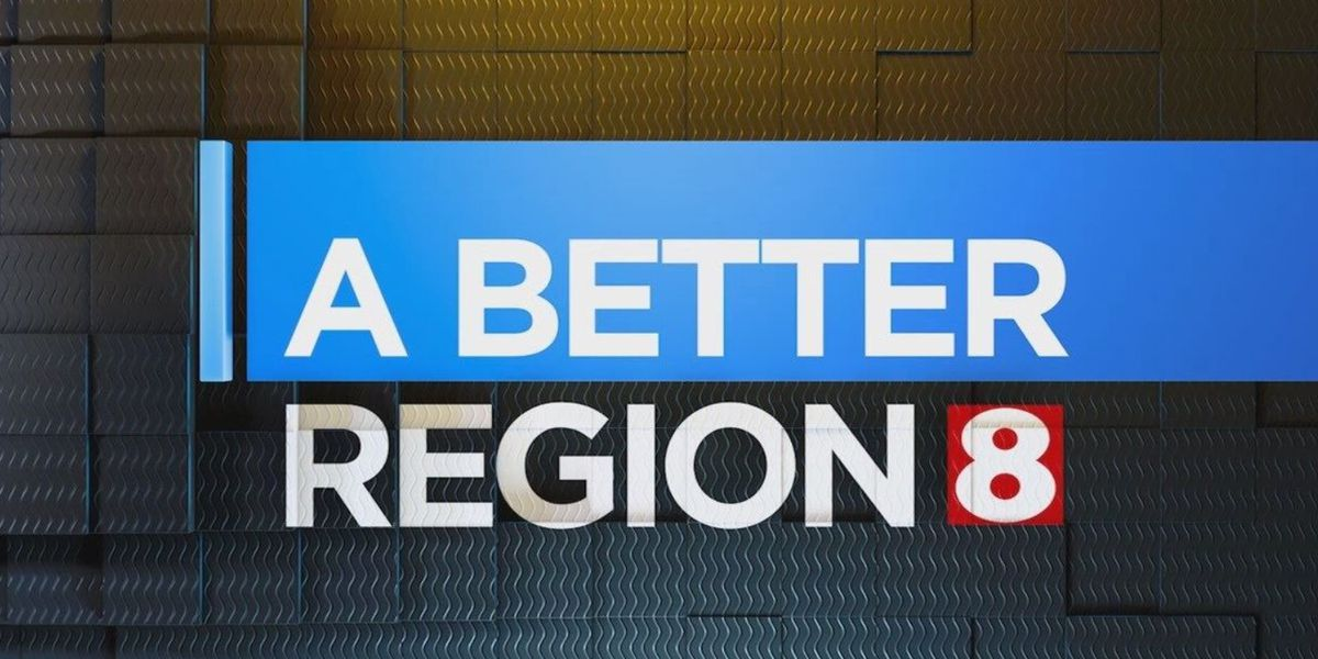 A Better Region 8: Christmas Shopping