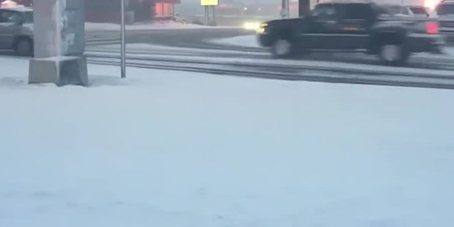 Snowstorm hits northern Rocky Mountains; Montana gets brunt