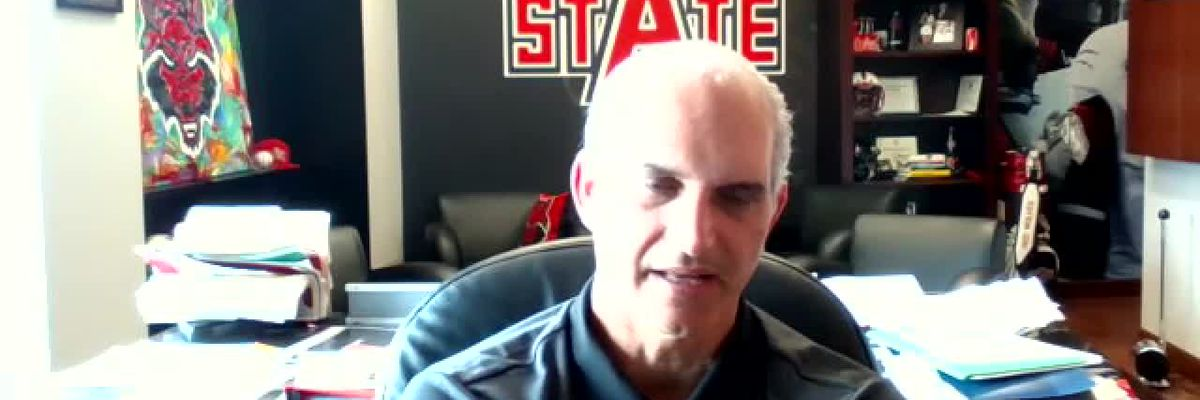 Red Wolves Raw: 6/4 Zoom with Terry Mohajir on A-State athletes testing positive for COVID-19