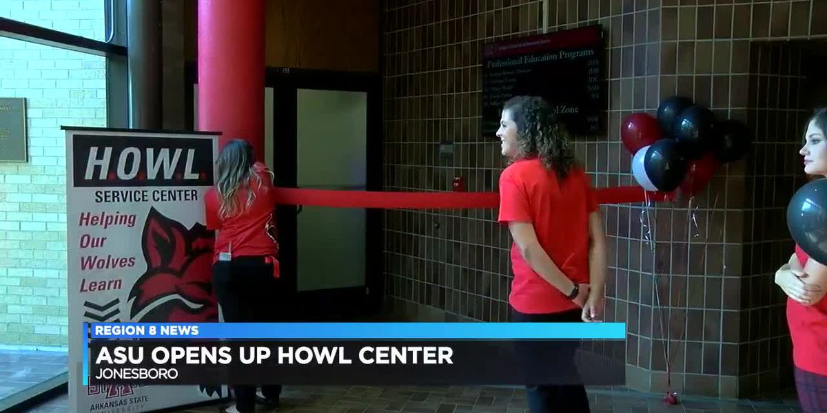 ASU opens up HOWL Center